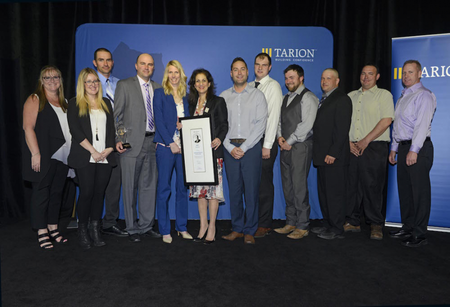 Lockwood Brothers Construction named Winner of the Inaugural Ernest Assaly Award from Tarion Warranty Corporation